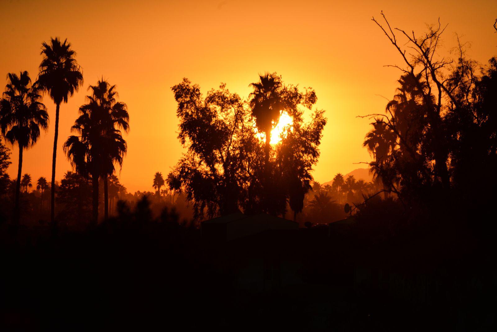 Californie / 5 / Il est 08h12, nous sommes le 27 Novembre 2020