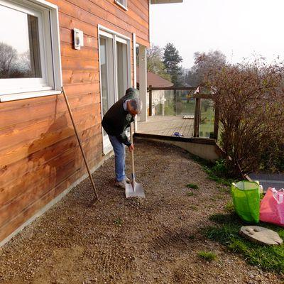 Deck / Terrasse: Ipé autour de la maison