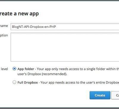 Utilisons PHP pour accéder à notre Dropbox |...