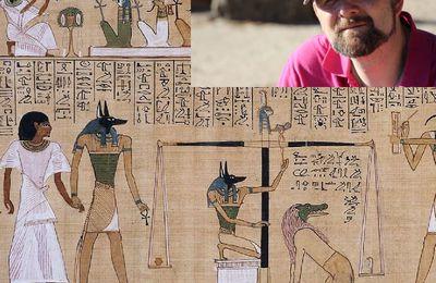 Lecture : Le Livre des Morts des Egyptiens