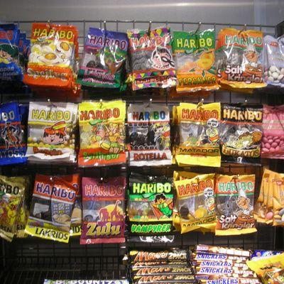 Tout savoir sur les bonbons Haribo