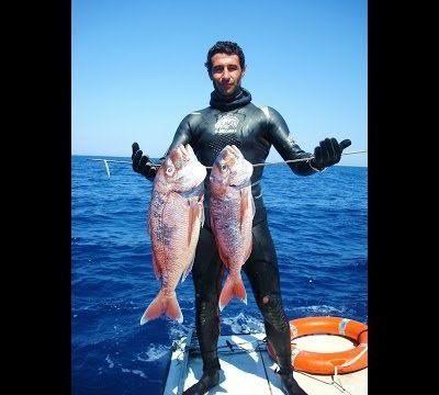 Chasse sous-marine / Spearfishing 42m