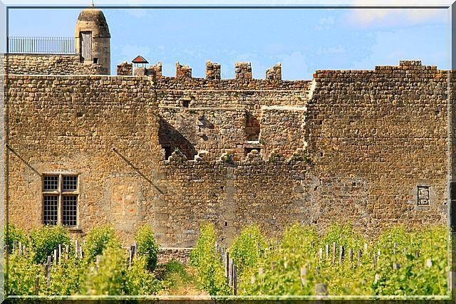 Diaporama château de Fargues