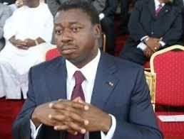 Faure Gnassingbé,candidate for a 3rd term in 2015