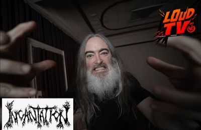 VIDEO - INTERVIEW AVEC JOHN DE INCANTATION