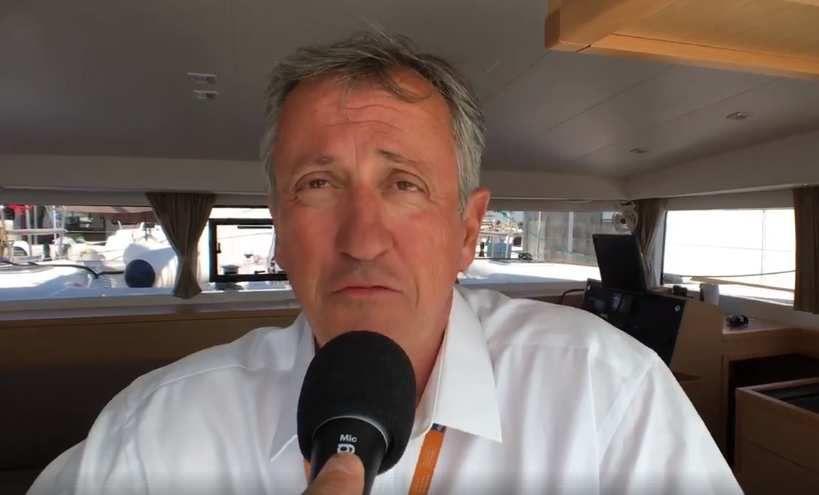 Un tour du monde par les 3 caps sans escale par un catamaran Lagoon 400 de série