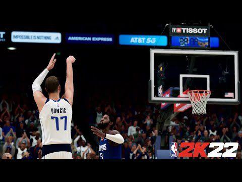 [ACTUALITE] NBA 2K22 - Ses innovations de gameplay et un trailer de gameplay