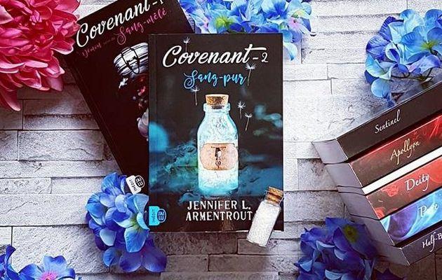 Covenant, tome 2 : Sang-pure - Jennifer L. Armentrout