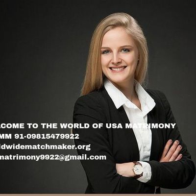 GOOGLE NO 1 SEARCH (USA) AMERICA MATCHMAKING 91-09815479922 WWMM