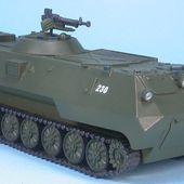 BMD2, ZSU-23-4 Shilka et ACRV M1974 au 1/48 de chez HLBS (par Elodie) -