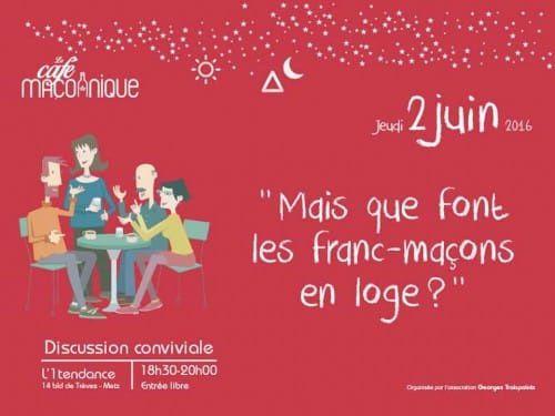 2ème Café maçonnique à Metz