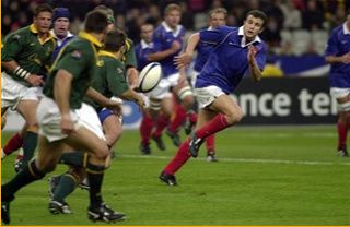 3 test-matchs d'automne de l'équipe de France de Rugby sur France 2