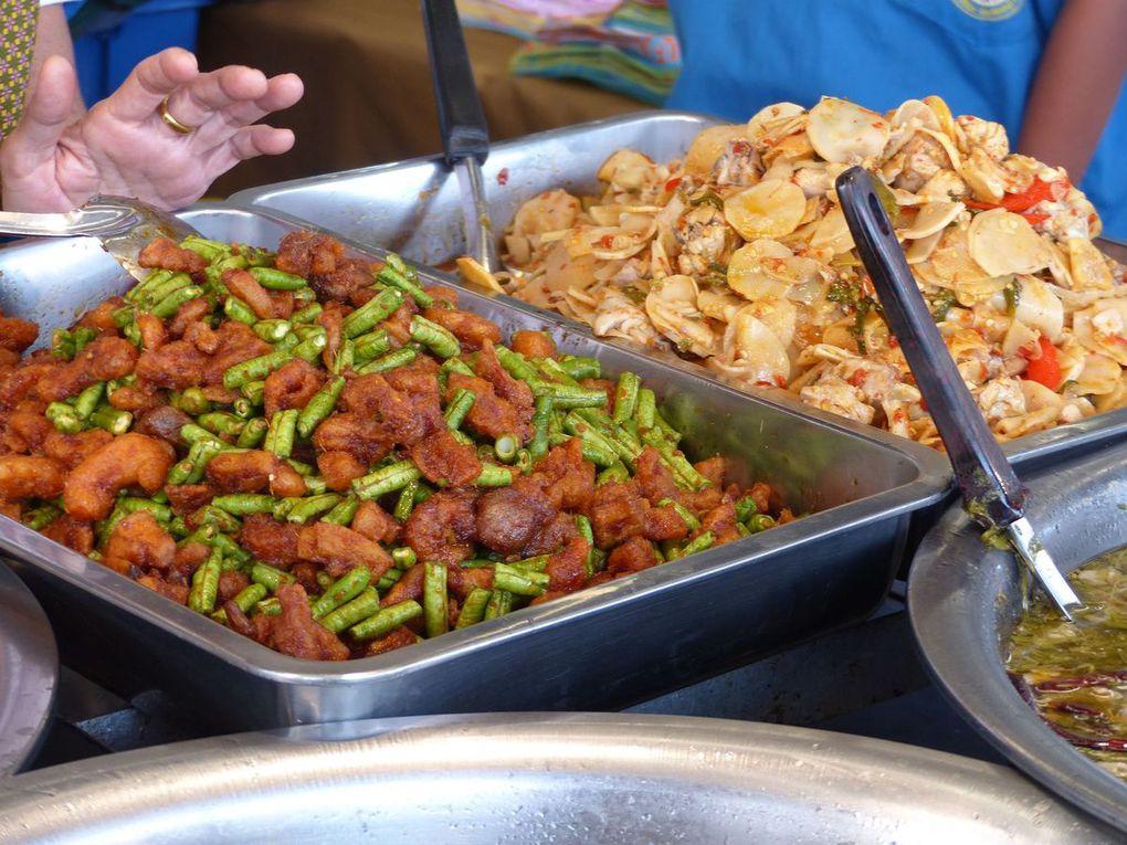 Repas du jour... - Vu (et acheté) au marché (19-07)