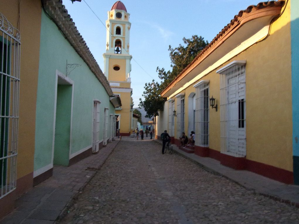 Viaje por Cuba..... Circuit Péninsule de Zapata, Cienfuengos,Trinidad.