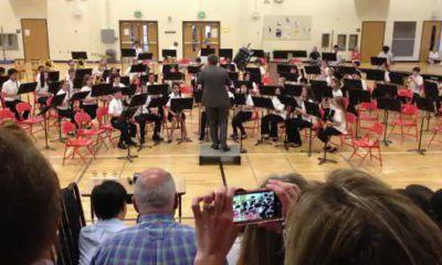 Chinook MS Band: Concert de fin d'année (1ère partie)