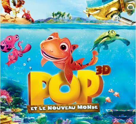 Plongez avec POP à la découverte du nouveau monde