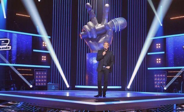 """Audiences : """"The Voice"""" leader mais en baisse sur TF1"""