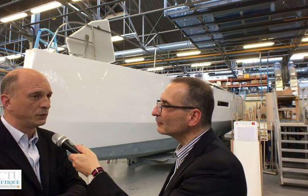 Vidéo - le nouveau propriétaire du Chantier RM Fora Marine (17) présente sa stratégie