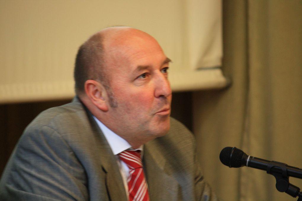 Rencontres Parlementaires sur le Logement, jeudi 10 juin 2010; Photos: Emmanuel CRIVAT