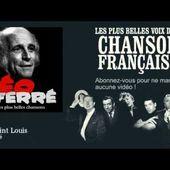Léo Ferré - L'ile Saint Louis - Chanson française