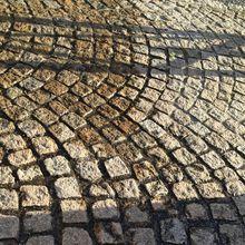 Les pavés de la ville