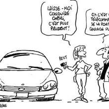 Salauds de l'Auto