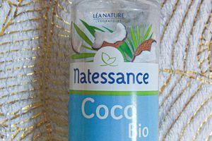 Natessance, Huile de coco, ou plutôt pourquoi je n'aime pas l'huile de coco