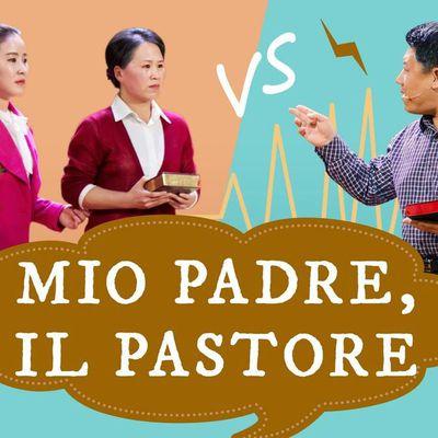 """Cortometraggio cristiano - """"Mio padre, il pastore"""" Un dibattito della verità sulla Bibbia"""