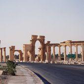 L'arc de triomphe de Palmyre reproduit par impression 3D - Sciences - Numerama