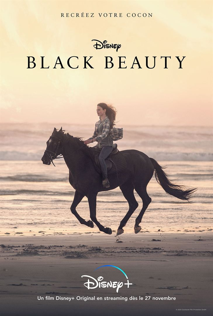 Critique Ciné : Black Beauty (2020, Disney+)