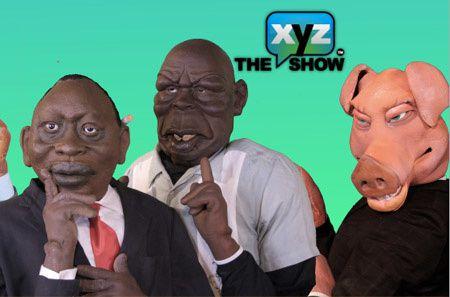 """Les """"Guignols de l'info"""" version Kenya"""