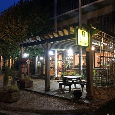 Restaurant La Clairière sur Chambon sur Dolore en Auvergne