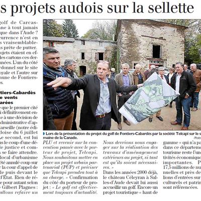Plus de 60 000 euros dépensés pour rien et une municipalité qui s'entête à continuer de dépenser l'argent des contribuables pour un projet privé !!