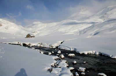 Errances en haute vallée d'Ossau au pic d'Astu