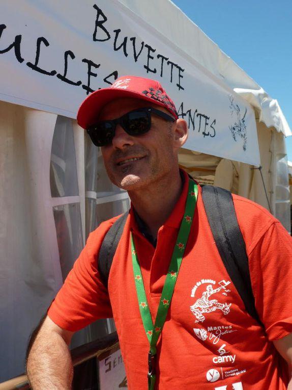 "Les ""Bédévoles"" 2015 en action !"