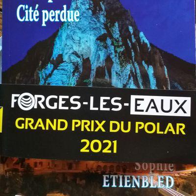 Théopolis Cité perdue Grand prix du polar de Forges-les-Eaux article de L'Eclaireur