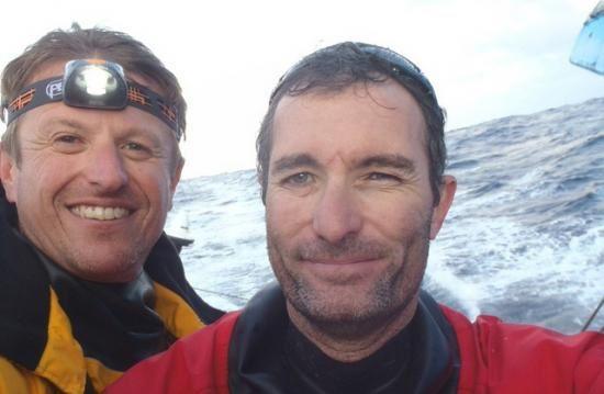 Transat Jacques Vabre - la mer des Caraïbes s'ouvre à Virbac Paprec