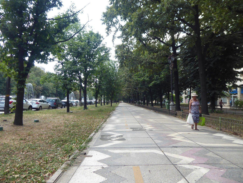Mercredi 11 août 2021 - J11 - Bucaresti en Roumanie
