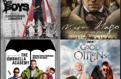 Les finalistes des XIV Jerry Goldsmith Awards