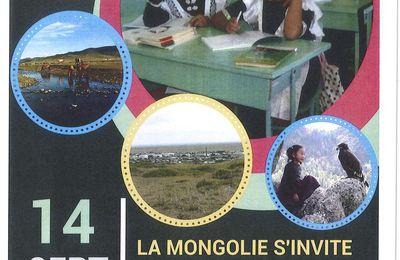Salies du Salat - Conférence et expo sur la Mongolie Collège des 3 Vallées