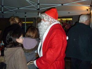 Le Père Noël invité spécial de l'A.I.L.