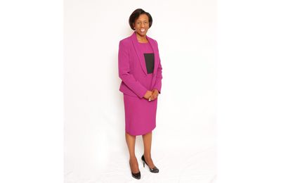 Paulette Simpson, one of the most influential Jamaican executive in the UK