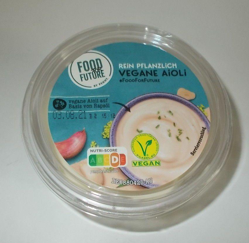 Penny Food for Future Vegane Aioli