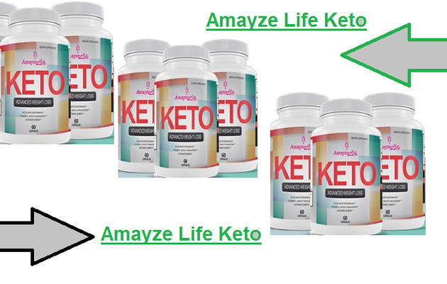 Amayze Life Keto - How To Lose Weight Fast