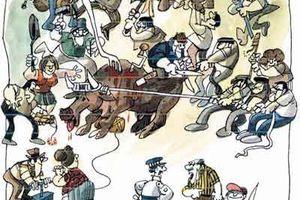 Lettre de Kenneth Shapiro sur la corrida