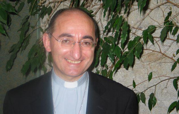 Interview d'Hervé GIRAUD, Nouvel Archevêque de Sens Auxerre et Nouveau Prélat de la Mission de France