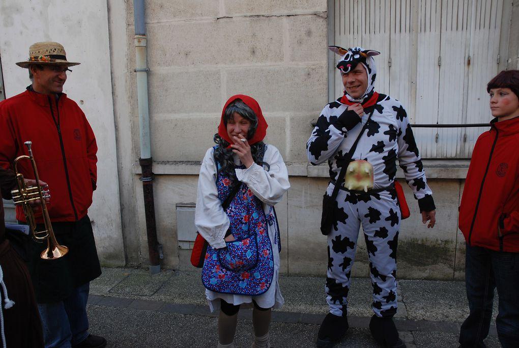 2012 - Perigueux Carnaval