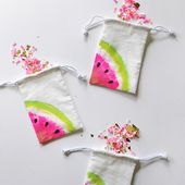 Mini Watermelon Bags - Delineate Your Dwelling
