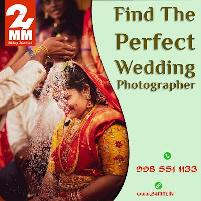 People expect out of wedding photography