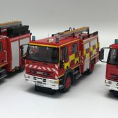 Iveco Eurocargo 130E24 FPT Sides (Alerte - 1/43)  -